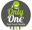 Logo Franquicia Only On� Fast Food Quality